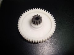 Gear(secondary machining)